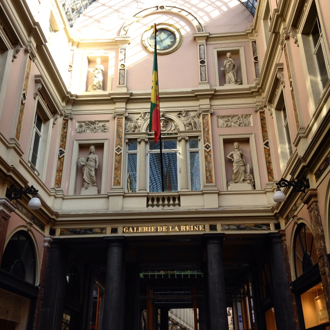 Royal Galleries of Saint Hubert, Brussels