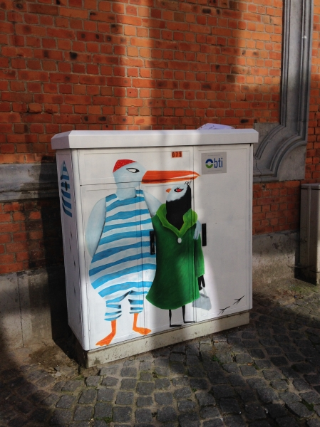 Leuven power boxes