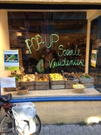 pop-up shop, Farmers' market, Leuven